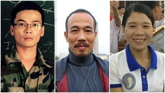 Hôm 12/4 diễn ra ba phiên tòa riêng biệt xét xử ông Nguyễn Viết Dũng, Vũ Văn Hùng và bà Trần Thị Xuân
