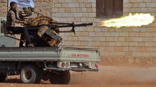 Suriye'nin kuzeyinde muhalifler ile SDG arasında çatışmalar: '15 ölü'