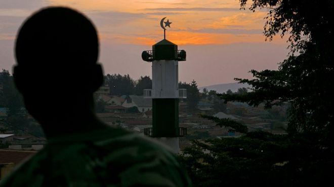 Kimironko mosque
