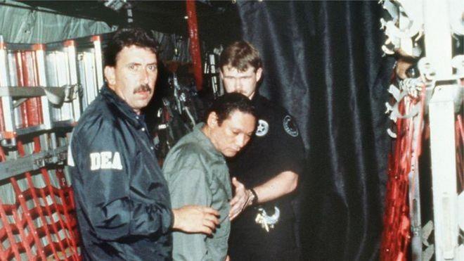 مانويل نورييغا في السجن