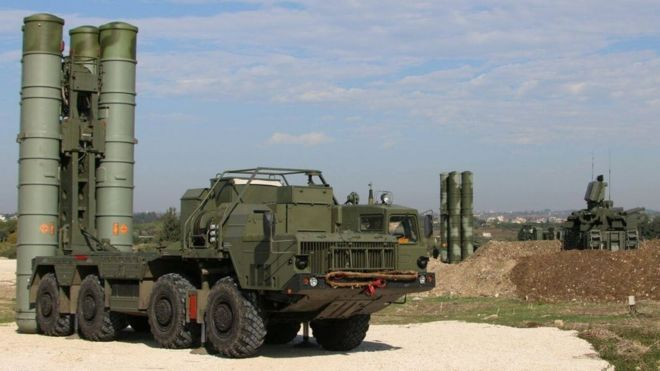 Image result for s400 in syria