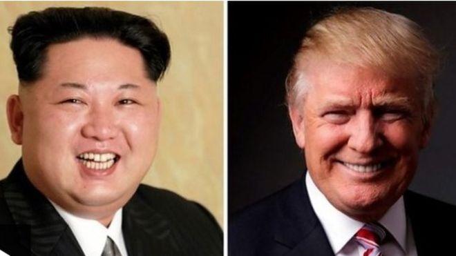 Trump, Kim Jong-un, Hoa Kỳ, Bắc Hàn, hạt nhân