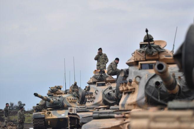واکنش ایران به عملیات ترکیه در شمال سوریه: امیدواریم فورا تمام شود