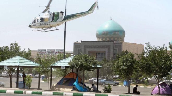 13 người thiệt mạng trong các vụ tấn công vào nhà quốc hội và lăng mộ người sáng lập Cộng hòa Hồi giáo Ayatollah Khomeini