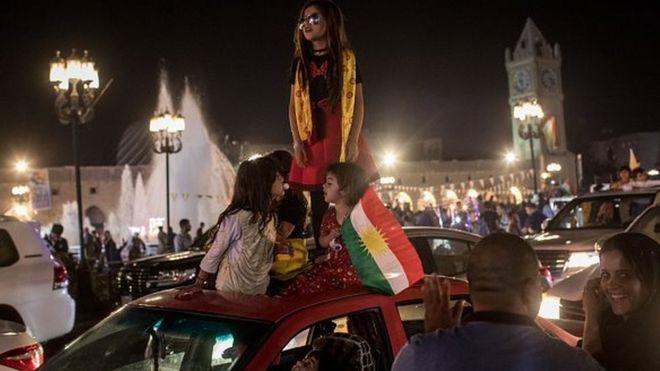 نتایج اولیه همهپرسی اقلیم کردستان: پیشتازی قابلتوجه حامیان جدایی