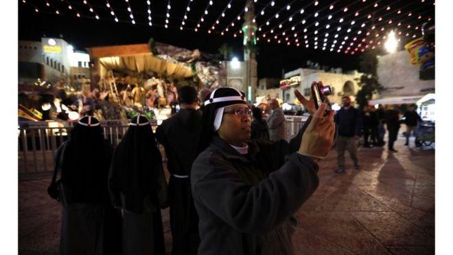 في الأوبزرفر: قرار ترامب ترك اثرا على السياحة الدينية في بيت لحم