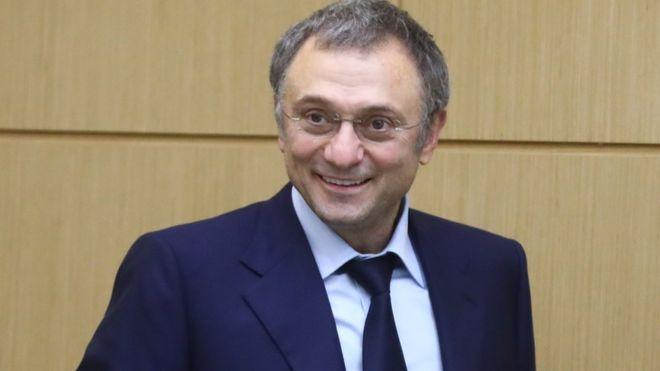 Сулеймана Керимова подозревают в отмывании десятков миллионов евро