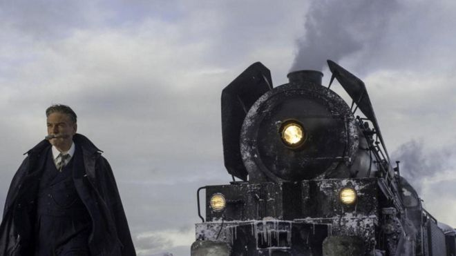 """رؤية نقدية لفيلم """"جريمة في قطار الشرق السريع"""""""