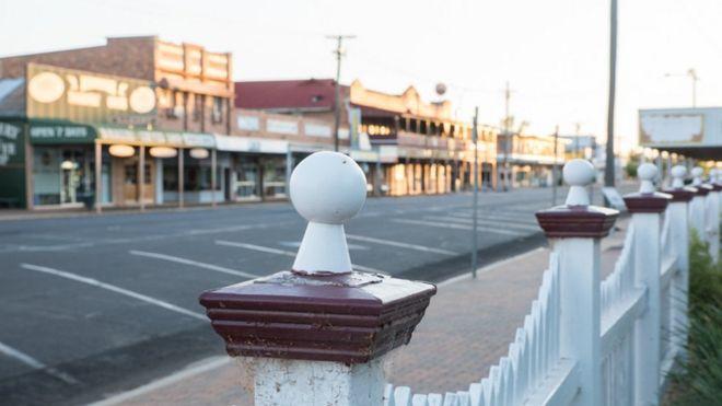 Город в Австралии ошибся с годом празднования своего юбилея