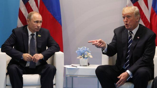 Тиллерсон: Путину иТрампу нехотелось заканчивать беседу вГамбурге