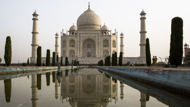 Hint milletvekili: Tac Mahal, kültürümüzde kara bir leke