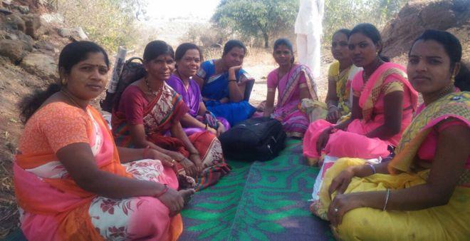 Дискуссионая группа Рохини Павар