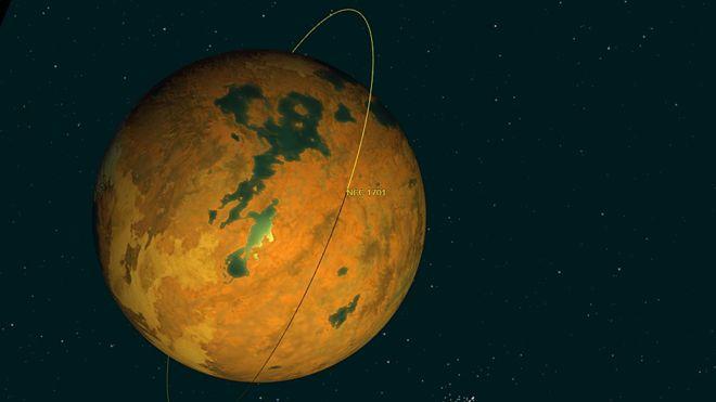 Vulcano, o planeta procurado por mais de meio século e que Einstein 'expulsou' do céu