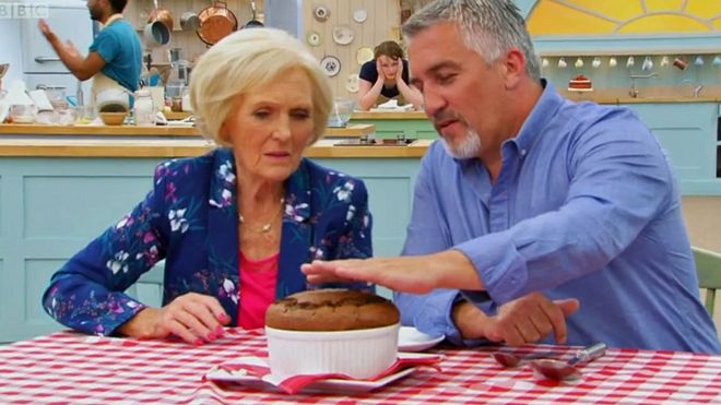 Bake Off to get two Christmas special shows - BBC News