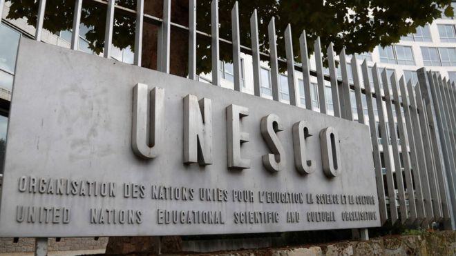 Trụ sở Unesco ở Paris