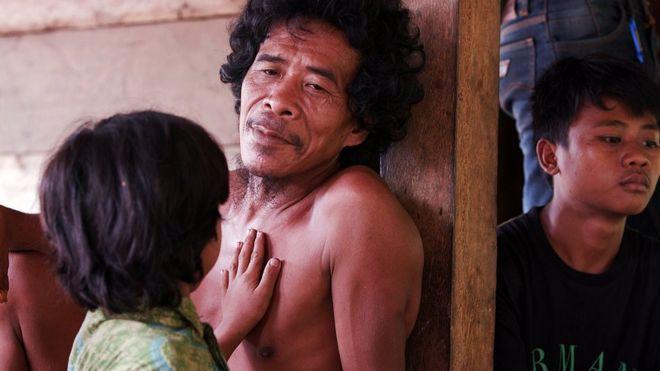 Người Orang Rimba cải sang đạo Hồi