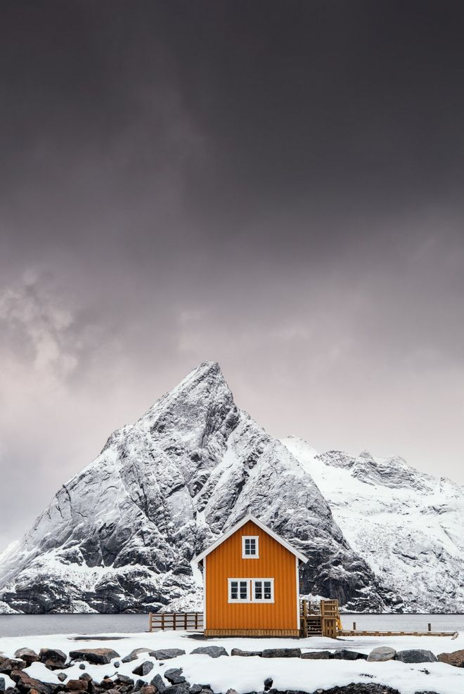 خانه ای در نروژ