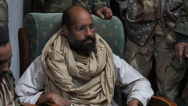 Saif al-Islam Gaddafi 2011