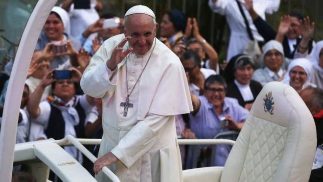 Image result for Pope Francis, in Perus, photos