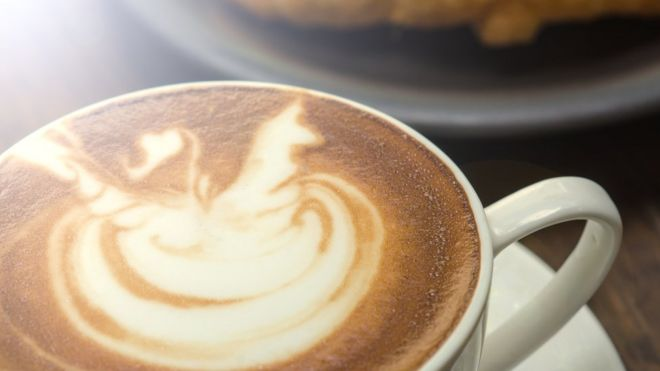 Maths zeroes in on perfect cup of coffee - BBC News