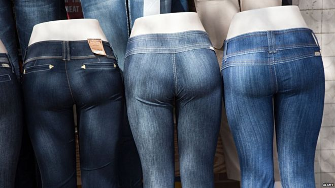 Who, What, Why: Are skinny jeans bad for your health? - BBC News