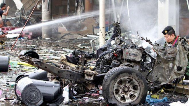 ระเบิดบิ๊กซี ปัตตานี