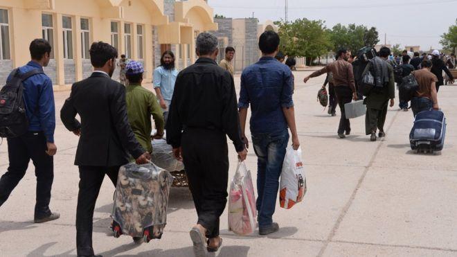 'در پنج ماه اخیر ۲هزار کودک و نوجوان افغان از ایران رد مرز شدهاند'