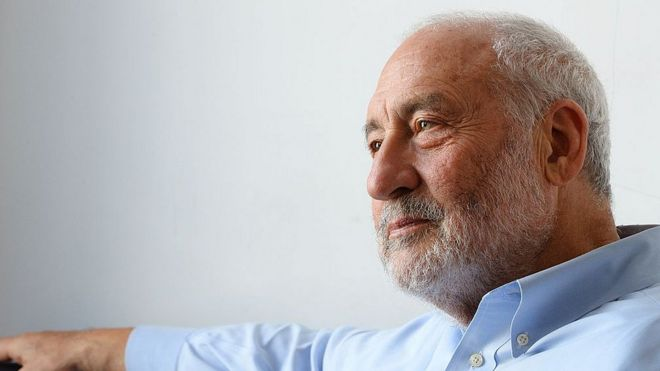 Resultado de imagen para Joseph Stiglitz