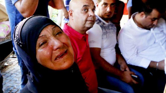 حزن وألم يعتصر قلوب أهالي العسكريين المخطوفيين لدى تنظيم الدولة