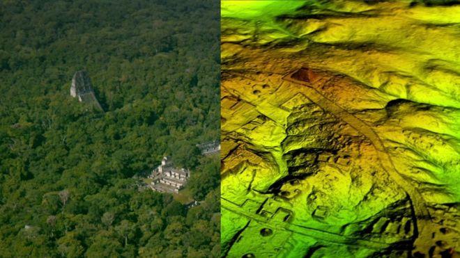 Megalópole maia