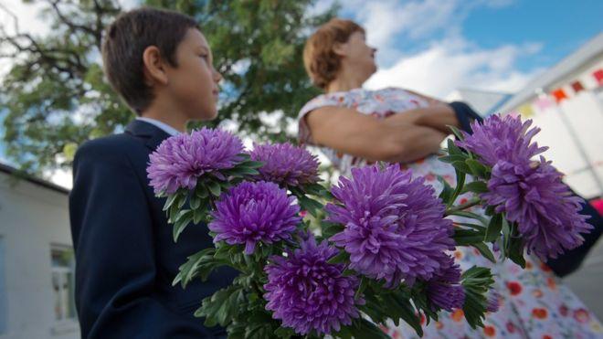 Запрет на цветы 1 сентября