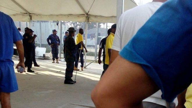 استرالیا: اردوگاه پناهجویان جزیره مانوس تخلیه شد