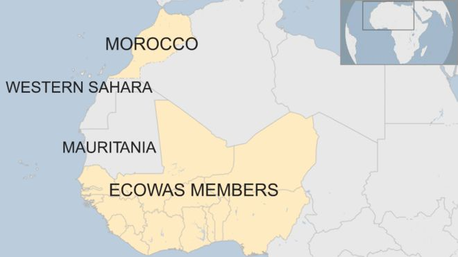 Ecowas agrees to admit Morocco to West African body  BBC News