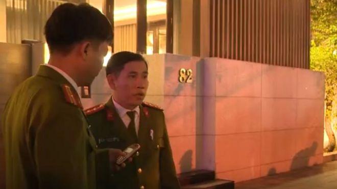 Nhà ông Phan Văn Anh Vũ
