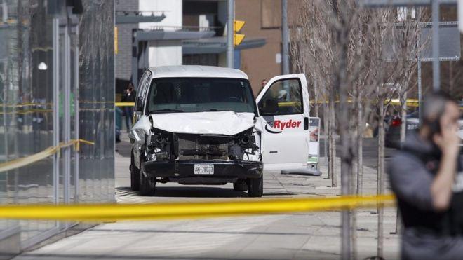 الشرطة الكندية تستجوب المشتبه به في حادث دهس قتل 10 أشخاص