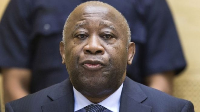Image result for Laurent Gbagbo