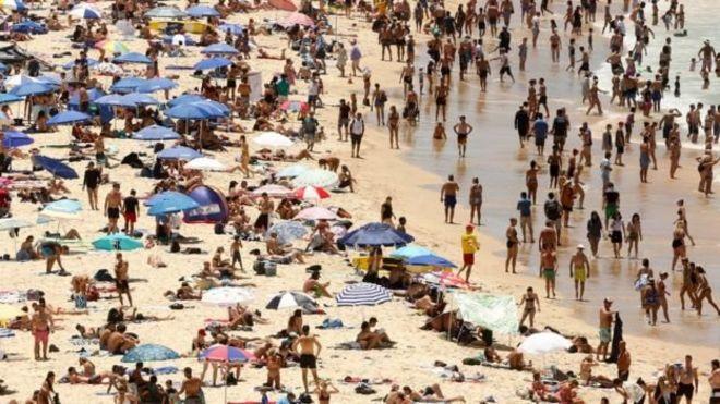 دمای بیسابقه بیش از ۴۷ درجه در سیدنی