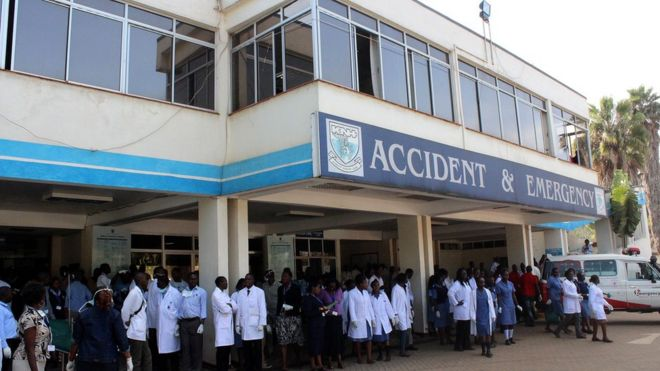 Image result for Hospital Nasional Kenyatta