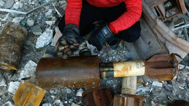 فرانسه چند شخص و شرکت مرتبط با برنامه تسلیحات شیمیایی سوریه را تحریم کرد