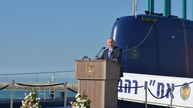 Картинки по запросу Нетаньяху подводные лодки