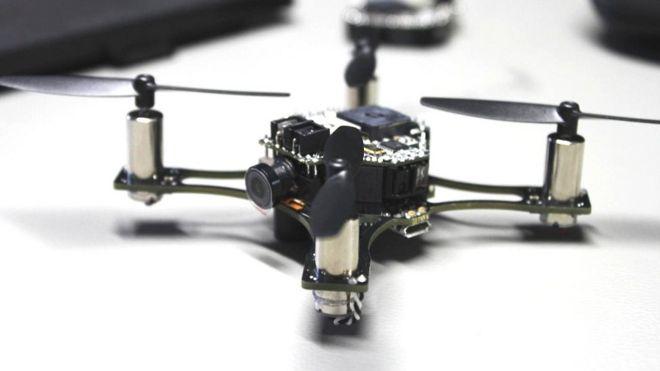 Hasil gambar untuk Zano the zombie drone whirs back to life