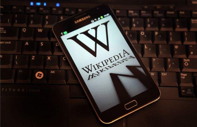 Tovuti ya Wikipeadia iliofungwa nchini Uturuki