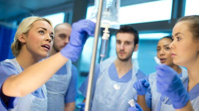 Hospital (stock image)