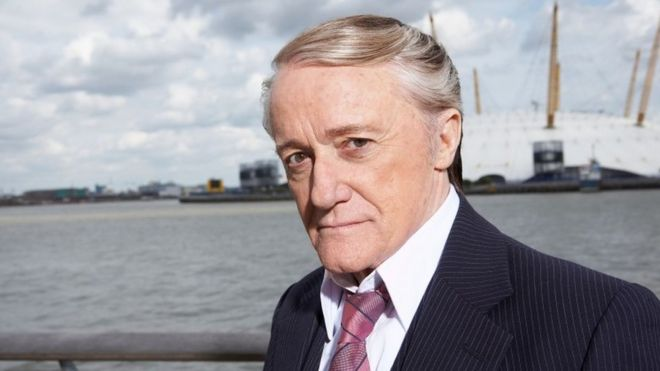 robert vaughn law and order