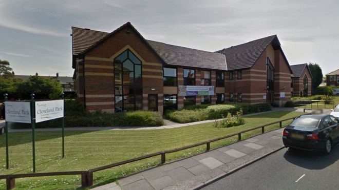 Cleveland Park Care Home North Shields