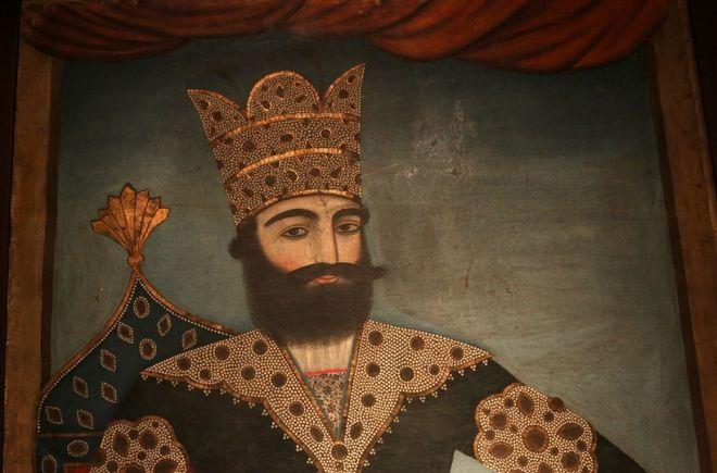 نقاشیهای-قاجاری-چگونه-از-گرجستان-سر-در-آوردند؟