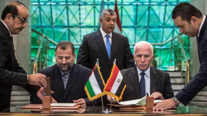 امضای توافقنامه