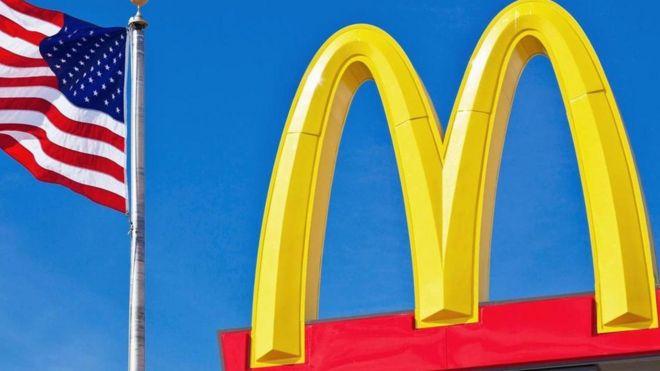 Símbolo do McDonald's