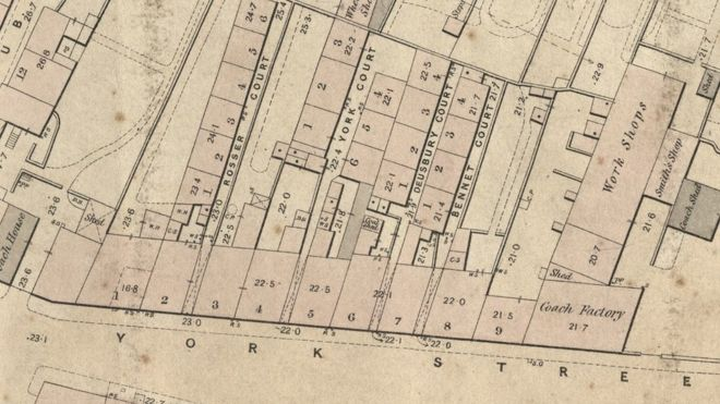 Most detailed Victorian map of Swansea digitised on CD BBC News