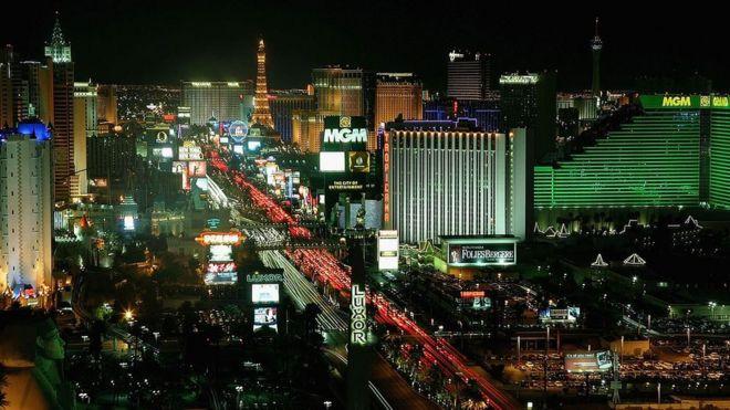 Las Vegas da bu kuşağın en çok fotoğraflamayı sevdiği yerler arasında ve listede 6'ıncı sırada